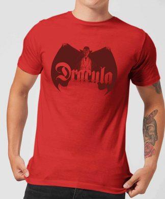 T-Shirt Homme Dracula - Universal Monsters - Rouge - XS chez Casa Décoration