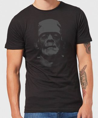 T-Shirt Homme Frankenstein (Noir et Blanc) - Universal Monsters - Noir - XS chez Casa Décoration