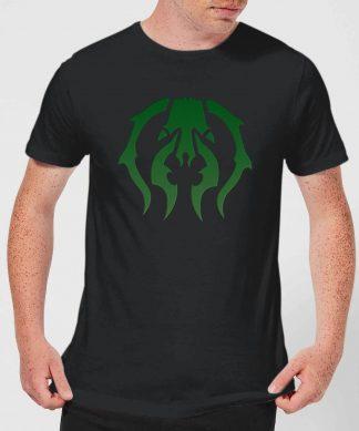 T-Shirt Homme Symbole de Golgari - Magic The Gathering - Noir - XS chez Casa Décoration
