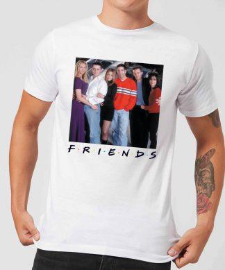 T-Shirt Homme Casting Pose - Friends - Blanc - XS - Blanc chez Casa Décoration