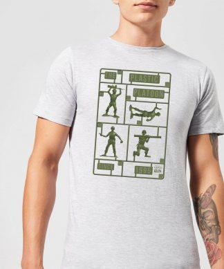 T-Shirt Homme Soldats en Plastique Toy Story - Gris - XS - Gris chez Casa Décoration