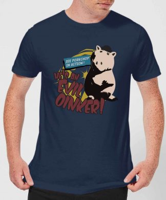 T-Shirt Homme Bayonne Toy Story - Bleu Marine - XS - Navy chez Casa Décoration