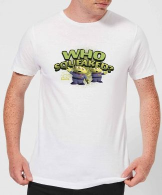 T-Shirt Homme Extraterrestre Toy Story - Blanc - XS - Blanc chez Casa Décoration