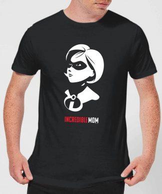 T-Shirt Homme Les Indestructibles 2 - Maman Indestructible - Noir - XS - Noir chez Casa Décoration