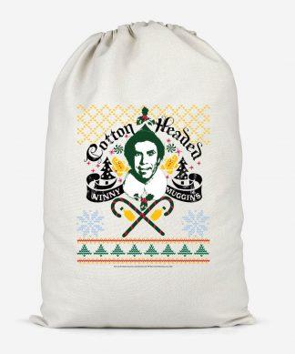 Elf Ninny Muggins Cotton Storage Bag - Large chez Casa Décoration