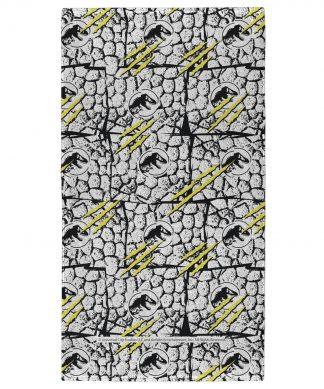 Jurassic Park Scratch Pattern - Fitness Towel chez Casa Décoration