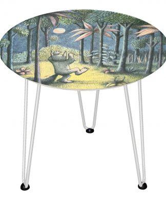 Table en bois Decorsome - Max et les Maximonstres - Blanc chez Casa Décoration