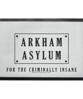 Batman Villains Arkham Asylum Tapis d'entrée chez Casa Décoration