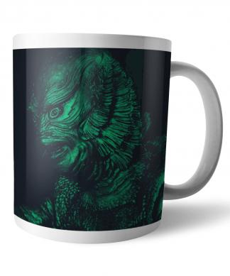 Tasse L'Étrange Créature du lac noir Universal Monsters chez Casa Décoration