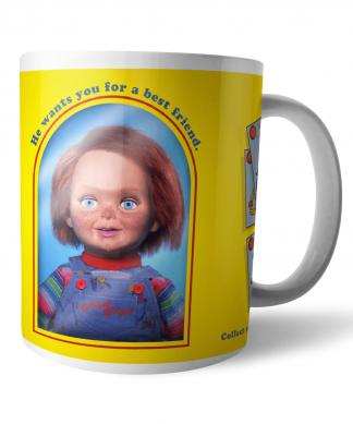 Chucky Good Guys Retro Mug chez Casa Décoration