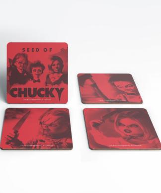 Chucky Family Coaster Set chez Casa Décoration