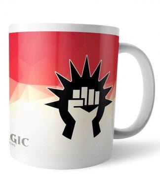 Magic The Gathering GOR Fractal Boros Mug chez Casa Décoration