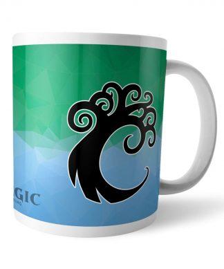 Magic The Gathering GOR Fractal Simic Mug chez Casa Décoration