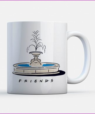 Friends Fountain Mug chez Casa Décoration