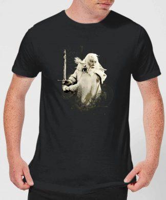 The Lord Of The Rings Gandalf Men's T-Shirt - Black - XS - Noir chez Casa Décoration