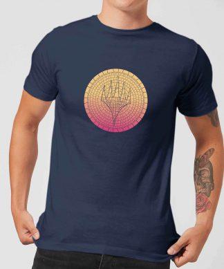 Magic: The Gathering Theros: Beyond Death Planeswalker Symbol Gradient Men's T-Shirt - Navy - XS chez Casa Décoration