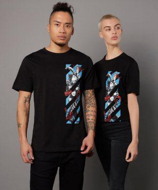 T-shirt Borderlands 3 Tina - Noir - Unisexe - XS - Noir chez Casa Décoration