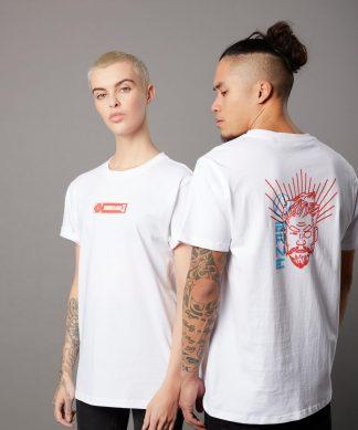 T-shirt Borderlands 3 Zane - Blanc - Unisexe - XS - Blanc chez Casa Décoration