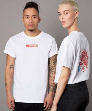 T-shirt Borderlands 3 Tyreen - Blanc - Unisexe - XS - Blanc chez Casa Décoration