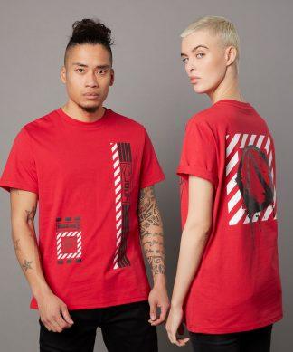 T-shirt Borderlands 3 Loot - Rouge - Unisexe - XS - Rouge chez Casa Décoration