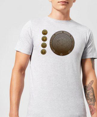 Crystal Maze Industrial Icons Men's T-Shirt - Grey - XS - Gris chez Casa Décoration