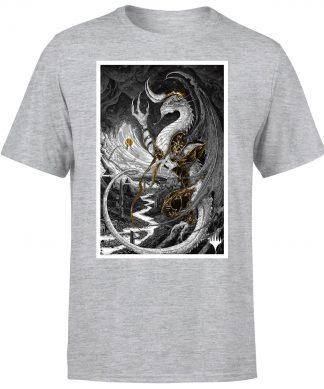 Magic The Gathering Bolas Poster Art Men's T-Shirt - Grey - XS - Gris chez Casa Décoration