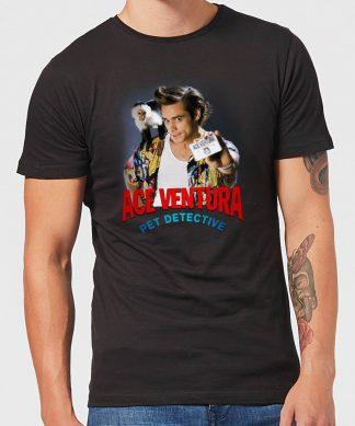 Ace Ventura I.D. Badge Men's T-Shirt - Black - XS - Noir chez Casa Décoration
