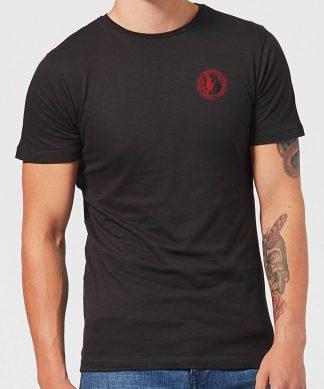 Hellboy B.P.R.D. Hero Pocket Men's T-Shirt - Black - XS - Noir chez Casa Décoration