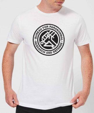 Hellboy B.P.R.D. Men's T-Shirt - White - XS chez Casa Décoration