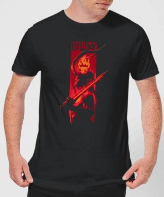 Hellboy Hail To The King Men's T-Shirt - Black - XS - Noir chez Casa Décoration