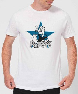Popeye Popeye Men's T-Shirt - White - XS - Blanc chez Casa Décoration
