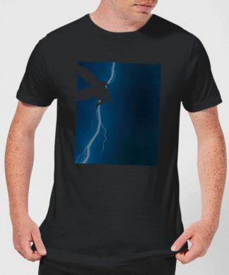 Batman The Dark Knight Returns Cover Men's T-Shirt - Black - XS - Noir chez Casa Décoration