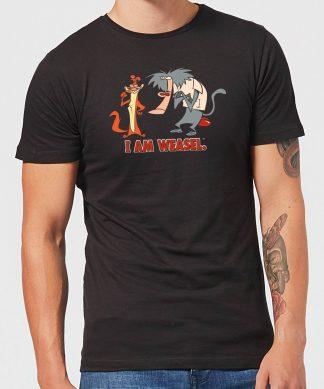 I Am Weasel Characters Men's T-Shirt - Black - XS - Noir chez Casa Décoration