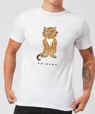 Friends Smelly Cat Men's T-Shirt - White - XS chez Casa Décoration
