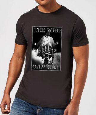 The Who Quadrophenia Men's T-Shirt - Black - XS - Noir chez Casa Décoration