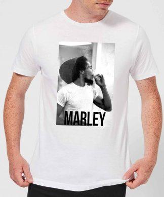 Bob Marley AB BM Men's T-Shirt - White - XS - Blanc chez Casa Décoration