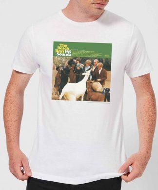 The Beach Boys Pet Sounds Men's T-Shirt - White - XS chez Casa Décoration
