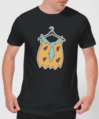 The Flintstones Fred Shirt Men's T-Shirt - Black - XS - Noir chez Casa Décoration