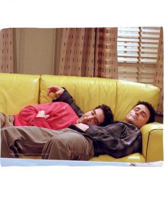 Friends The One With The Nap Fleece Blanket - S chez Casa Décoration