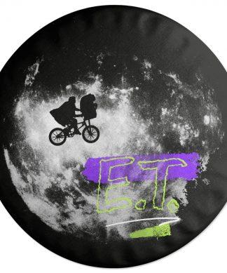 E.T. the Extra-Terrestrial Round Cushion chez Casa Décoration
