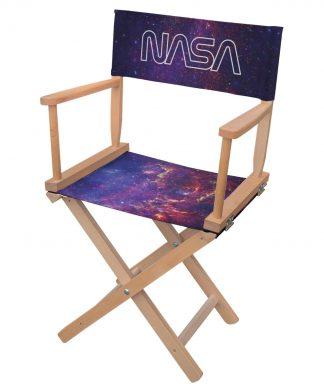 Decorsome x NASA Sitting On The Milky Way Directors Chair chez Casa Décoration