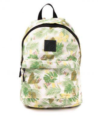 Pokémon Exeggutor Tropical Print Backpack - Cream chez Casa Décoration
