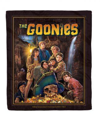 Plaid The Goonies Classic Cover Art - M chez Casa Décoration