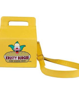 Cakeworthy x The Simpsons -  Krusty Burger Kids Meal Bag chez Casa Décoration