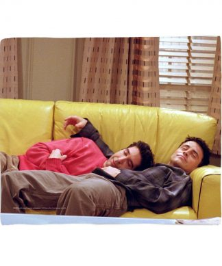 Friends The One With The Nap Bed Throw chez Casa Décoration
