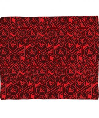 Dungeons & Dragons Infernal Bed Throw chez Casa Décoration