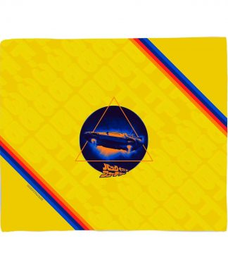 Back To The Future Bed Throw chez Casa Décoration