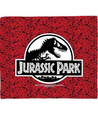 Jurassic Park Logo Bed Throw chez Casa Décoration