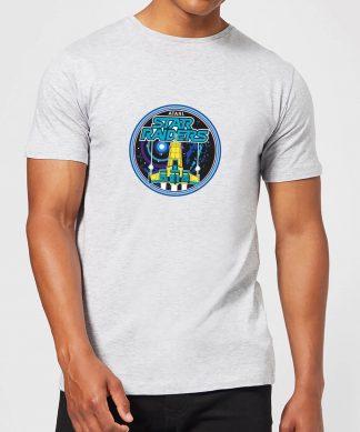 T-Shirt Homme Star Raiders Atari - Gris - XS - Gris chez Casa Décoration