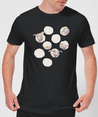 T-Shirt Homme Cache Cache Dumbo Disney - Noir - XS - Noir chez Casa Décoration